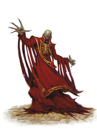 Monster Manual 5e - Lich - p202
