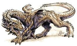 Brown Dragon 3e