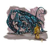 Sapphire Dragon 3e