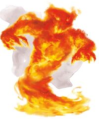 Fire elemental-5e