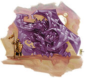 Amethyst Dragon 3e