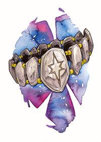 Callarduran Smoothhands Holy Symbol