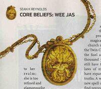 Wee Jas Symbol