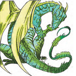 Emerald Dragon 2e