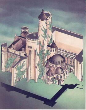 Strahd's Castle