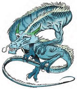 Mist Dragon 2e