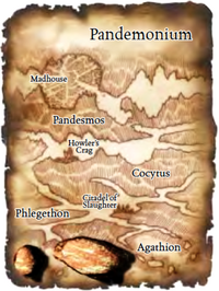 Pandemonium map