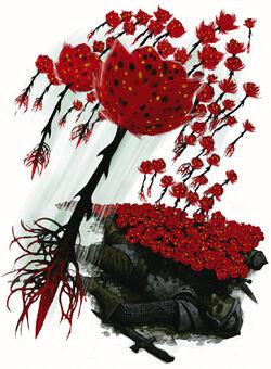 Death Blossom Swarm