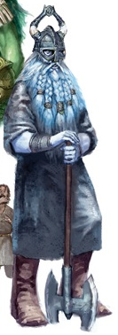 Monster Manual 35 - Frost Giants - p122