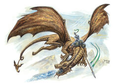 Bronze Dragon DL