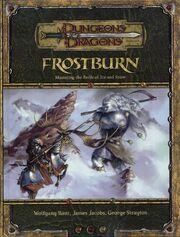 Frostburn okładka
