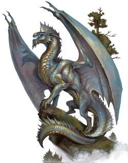 Silver Dragon 5e