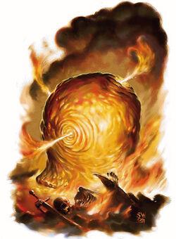 Conflagration Ooze