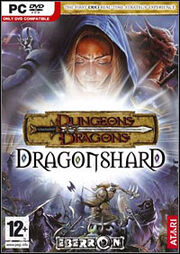 Dragonshard okładka