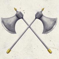 Clangeddin symbol
