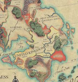 Stary Aerdyjski Wschód