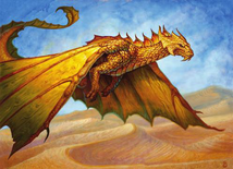 Brass Dragon 4e