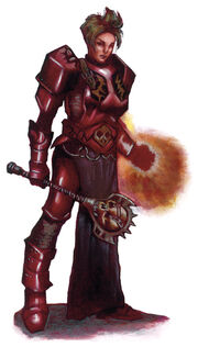 Cleric of Orcus