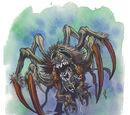 Stworzenie pajęcze