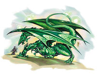 Emerald Dragon 3e