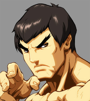 File:Character Select Fei Long by UdonCrew.jpg
