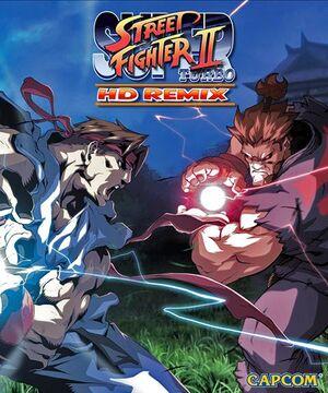 SSF HD Remix Boxart