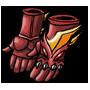 Daemonenschlaechterhandschuhe