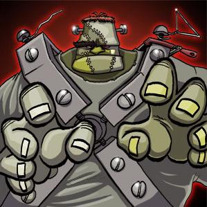 Kybernetischer Zombie