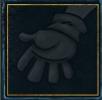 Ausrüstungsplatz Handschuhe