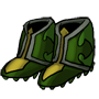 Buschpirscherstiefel des Buschpirschers
