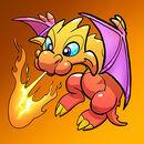 Pet Feuer Dragopyr