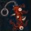 Dämonischer Schlüsselanhänger