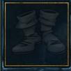 Ausrüstungsplatz Schuhe
