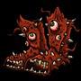 Dämonische Dämonenstiefel des Dämonen