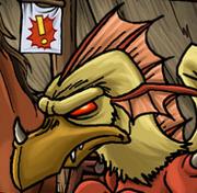 Griffon Dragon