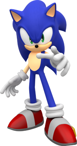 File:Sonic the hedgehog 2006 pose by mintenndo-d7axbgr.png