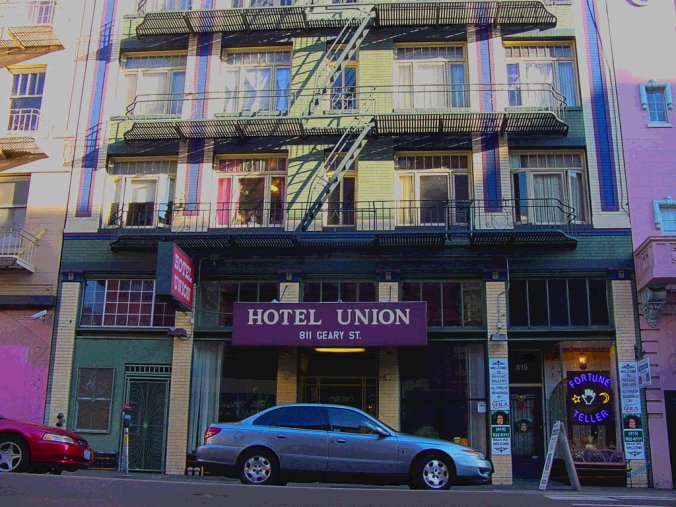Union Hotel San Francisco Homeless Resource Fandom Powered By Wikia