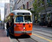 San Francisco's Historic Streetcar System