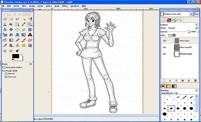 File:Phoebe s civvies wip by lmbrake-d3hmm14.jpg