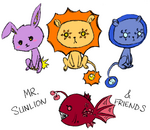 Sunlion and friends copy