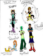 The vip crew retro by coolmoon51-d4ccax9
