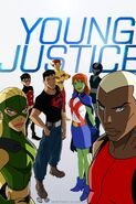 Young justice poster fill in by meibatsu-d3dol92