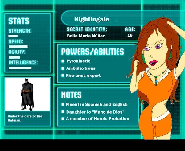 Bella New Profile