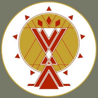 Design of the emblem of <a href=