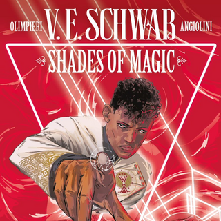 Cover C (second variant cover). Art by Andrea Olimpieri.