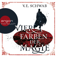 German audiobook cover.