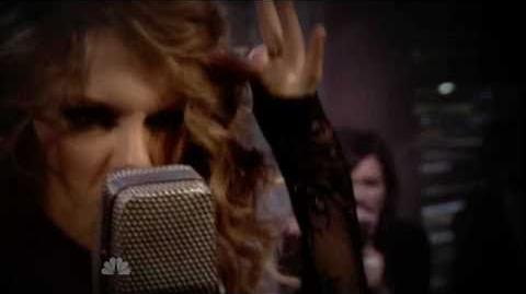 Taylor Swift - Haunted HD