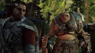 Middle Earth Shadow of War Gameplay - E3 2017