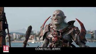 La Tierra Media Sombras de Guerra - ¡Cómetelo, Jerry!