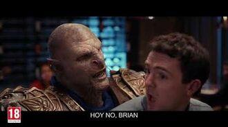"""La Tierra Media Sombras de Guerra - """"Hoy no, Brian"""""""